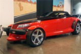 2000 PLYMOUTH PROWLER CONVERTIBLE