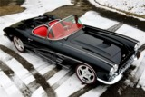 1961 CHEVROLET CORVETTE CUSTOM CONVERTIBLE