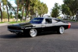 LARRY FITZGERALDS 1968 DODGE CHARGER CUSTOM COUPE