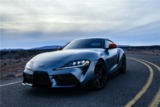 2020 TOYOTA SUPRA - FIRST PRODUCTION VIN 20201