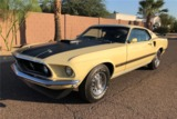 1969 FORD MUSTANG MACH 1 FASTBACK