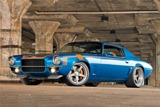 1971 CHEVROLET CAMARO CUSTOM COUPE