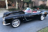 1962 CHEVROLET CORVETTE CUSTOM CONVERTIBLE