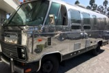 1982 AIRSTREAM EXCELLA ALUMINUM ALLOY MOTORCOACH