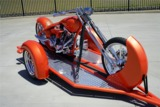 2005 MOTORCYCLE CUSTOM CHOPPER