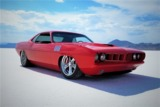 1971 PLYMOUTH BARRACUDA CUSTOM COUPE STRIKER