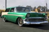 1956 CHEVROLET NOMAD CUSTOM WAGON THE WANDERER