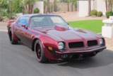 1974 PONTIAC FIREBIRD TRANS AM CUSTOM COUPE