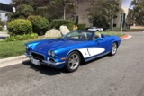 2001 CHEVROLET CORVETTE CUSTOM CONVERTIBLE