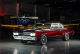 1965 OLDSMOBILE 442 CUSTOM COUPE THE GETTER
