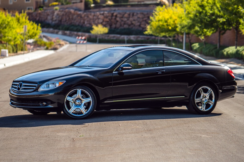 2007 MERCEDES-BENZ CL550
