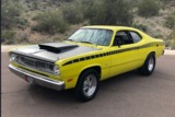 1971 PLYMOUTH DUSTER CUSTOM COUPE