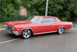 1966 CHEVROLET CAPRICE CUSTOM 2-DOOR HARDTOP