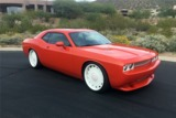 2008 DODGE CHALLENGER SRT8 HENNESSEY COUPE