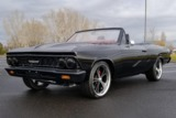 1966 CHEVROLET CHEVELLE CUSTOM CONVERTIBLE