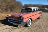1957 CHEVROLET 210 STATION WAGON
