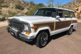 1990 JEEP GRAND WAGONEER SUV