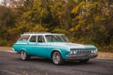 1964 PLYMOUTH BELVEDERE CUSTOM STATION WAGON
