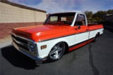 1969 CHEVROLET C10 CUSTOM PICKUP