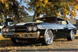 1970 CHEVROLET CHEVELLE SS CUSTOM COUPE