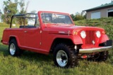 1967 WILLYS JEEPSTER COMMANDO