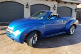 2006 CHEVROLET SSR PICKUP ROADSTER