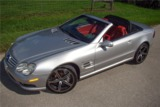2003 MERCEDES-BENZ SL55 AMG ROADSTER