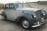 1949 BENTLEY MARK VI 4-DOOR
