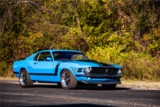 1970 FORD MUSTANG CUSTOM FASTBACK
