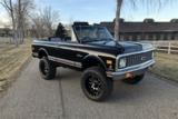 1972 CHEVROLET K5 BLAZER CUSTOM CONVERTIBLE