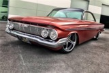 1961 CHEVROLET IMPALA CUSTOM BUBBLE TOP