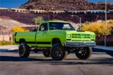 1987 DODGE RAM CUSTOM PICKUP