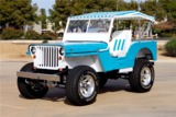 1944 WILLYS CUSTOM JEEP