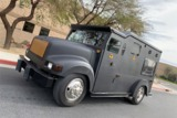 1999 INTERNATIONAL 4000 SERIES 4700 CUSTOM ARMORED TRUCK