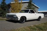 1966 CHEVROLET EL CAMINO CUSTOM PICKUP