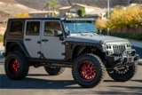 2009 JEEP WRANGLER UNLIMITED CUSTOM SUV