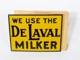 1945 DE LAVAL MILKER TIN SIGN