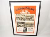1930S GOODYEAR SHOWROOM SALES POSTER
