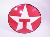 VINTAGE TEXACO SERVICE STATION SIGN