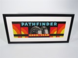 1930S GOODYEAR PATHFINDER TIRES FILLING STATION POSTER
