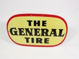 1939 THE GENERAL TIRES TIN AUTOMOTIVE GARAGE SIGN