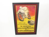 CIRCA 1930S MICHELIN TIRES FILLING STATION POSTER