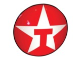 VINTAGE TEXACO LIGHT-UP SERVICE STATION SIGN