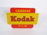 LATE 1950S-60S KODAK CAMERAS-FILM TIN SIGN