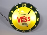1950S VESS COLA LIGHT-UP DINER CLOCK