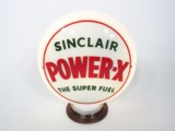 CIRCA 1940S SINCLAIR GAS PUMP GLOBE
