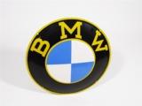 CIRCA 1950S BMW AUTOMOBILES PORCELAIN DEALERSHIP SIGN