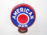 1930S AMERICAN GASOLINE GAS PUMP GLOBE