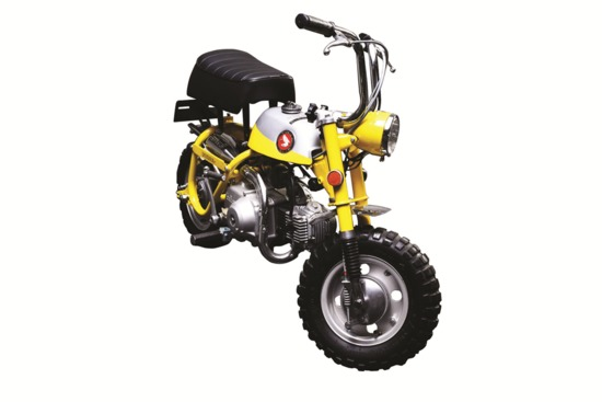 1969 HONDA Z50 MINI TRAIL BIKE