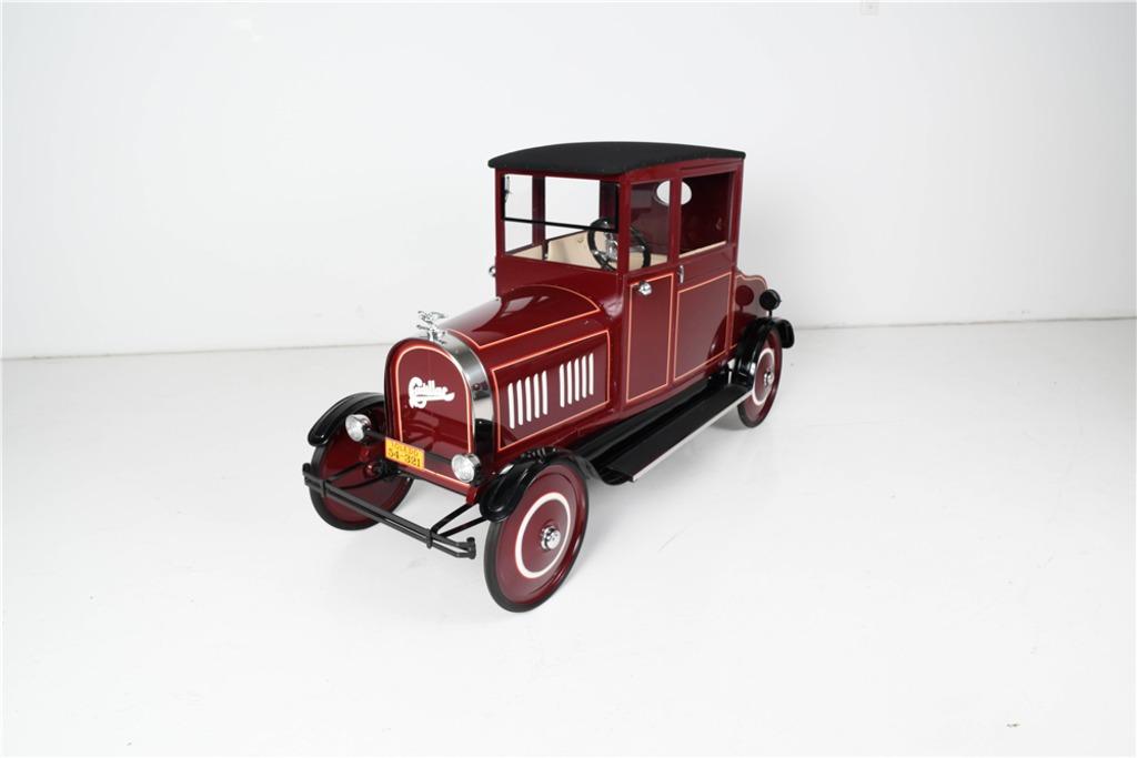 1924 CADILLAC SEDAN PEDAL CAR BY TOLEDO